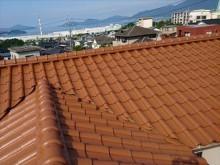 モニエル瓦の屋根