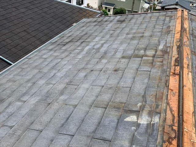 周南市でカバー工法による屋根工事で雨漏りを修理して安心な屋根へ