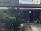 波型スレート屋根の倉庫