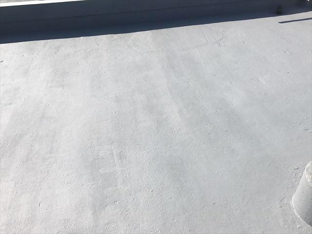 施工後の屋上