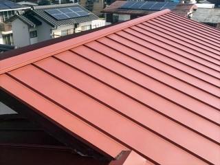 金属屋根(ガルバリウム鋼板)