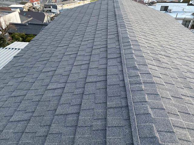 屋根材セネターの設置