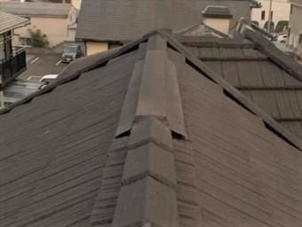 屋根の換気棟