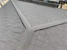 屋根の棟板金