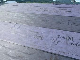 田島ルーフィングの屋根下葺材タディスセルフ