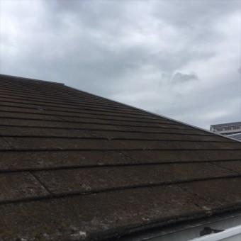 アスベストが含まれているスレート屋根