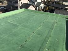 屋上のシート防水