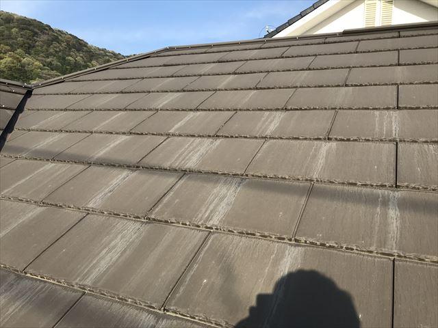 ブルック瓦(セキスイ瓦)屋根