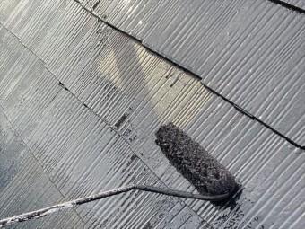 スレート屋根(カラーベスト)の塗装