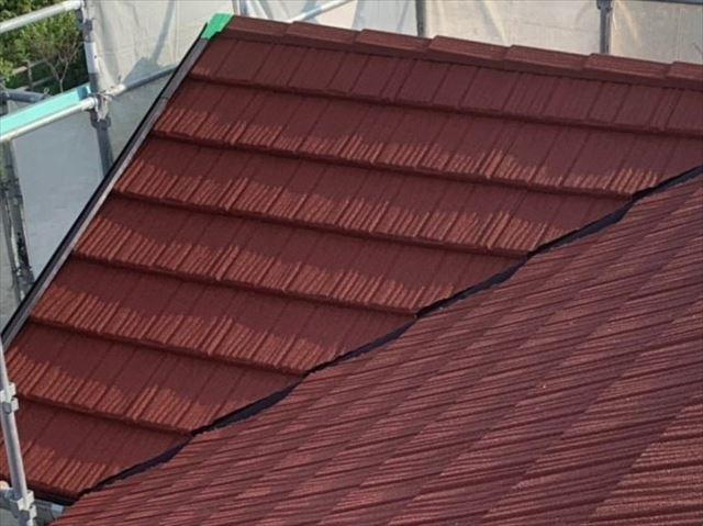 コロナ屋根