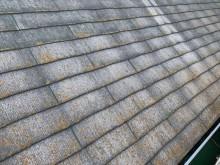 スレート屋根のカビや苔